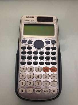Calculadora cientifica Casio fx-991LA Plus