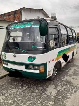 Se vende cupo de microbus negociables