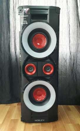 Torre de Audio Party Mnt 400 Bt Nuevo