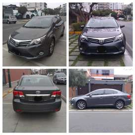 Toyota Avensis 2014 automática secuencial motor 2.0 FULL EQUIPO