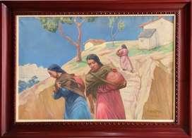 Salas Vega, obra de arte