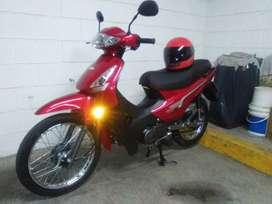 Vendo Moto Keller 110