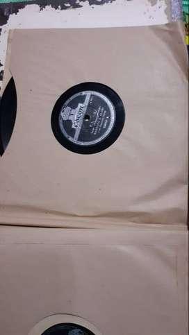 Vendo discos de pasta 78 rpm