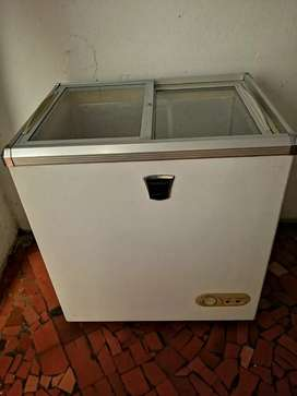 Tanque congelador