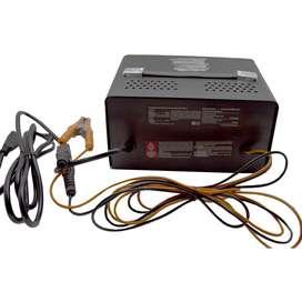Cargador De Baterias Carros Y Motos 12v 50amp Truper