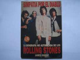 simpatia por el diablo rolling stones biografia no autorizada james gobar buen estado