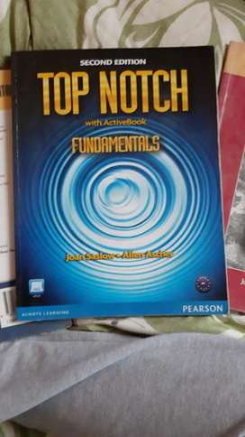 Libro Ingles Top Notch- Fundamental 1