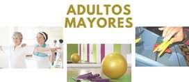 Cuidado del adulto mayor/ a domicilio