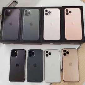 Iphone 11 pro 64gb, 256gb, 512gb usados de exhibición.