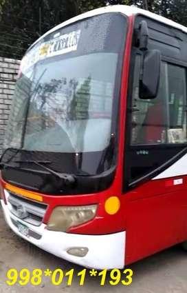 Bus Urbano Gnv 2013 Hengtong