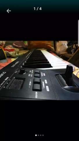 Piano midi roland