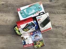 Nintendo Switch Lite Consola