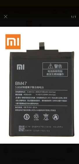 Bateria para xiaomi redmi 4x,3x,3s,3,3 pro.      Mi num3ro.  Eseste92176sinlas letras5745 wassap