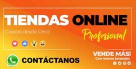 Tiendas Online, Creación de Tiendas Virtuales, Diseño Web, Páginas Web, Diseño Gráfico, Brochures, Logos, Logotipos, SEO