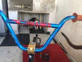 Bicicletas bmx piraña y Gw