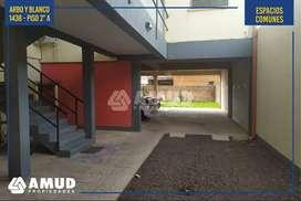 GANGA Departamento 1 Dormitorio Macrocentro (Arbo y Blanco 1438)