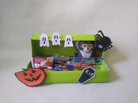 Cajas de halloween