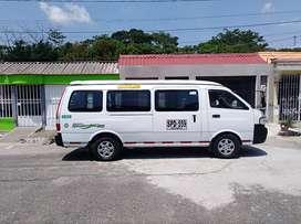 Se vende buseta escolar de 19 pasajeros