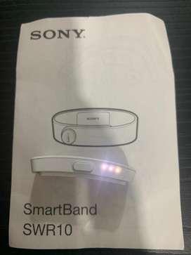 SMART BAND SONY SWR10.