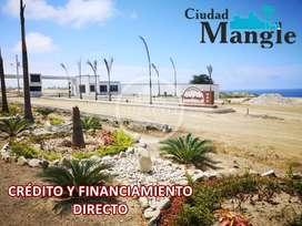 CRÉDITO Y FINANCIAMIENTO DIRECTO PARA SU LOTE FRENTE AL MAR /SD3