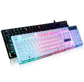 Teclado Gamer TX30 Luz Led