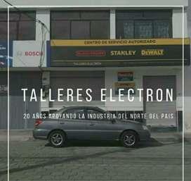 NECESITO BACHILLER EN ELECTRICIDAD