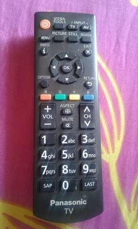 Se vende control Panasonic  original  para tv
