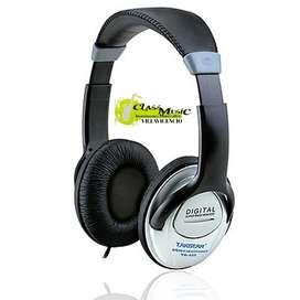 Audifono Stereo Tasktar TS-650 Nuevo