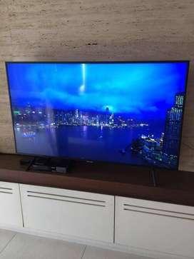 Televisor Samsung 4k HDR 50 pulgadas TDT.