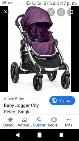 Vendo Coche Baby Jogger