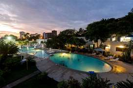 Departamento Vacacional Green 9 Same Spa y Beach Resort
