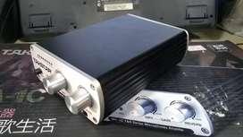 Interface de grabación Takstar MA-1C de un canal nueva