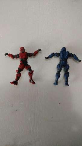 Vendo Figuras Halo Articuladas