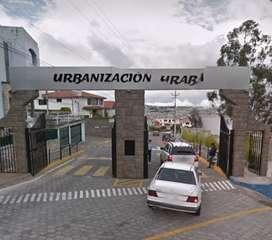 Vendo terreno Urbanización Urabá norte de Quito
