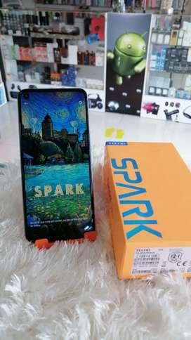 Sparck 7 pro de 128 GB y 4 de ram            (NEGOCIABLE)