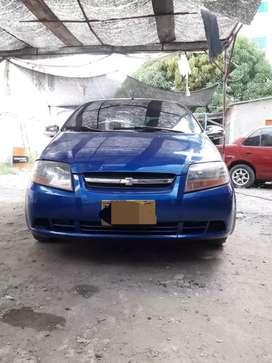 Chevrolet aveo 2006 motor recien reparadito