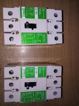 Interruptor CUTLER HAMMER Gi125 de  100Amp y 80 Amp