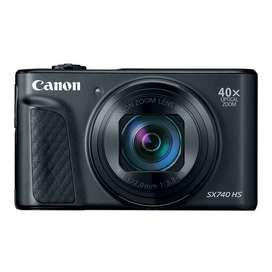 Cámara Fotográfica POWERSHOT SX-740 HS