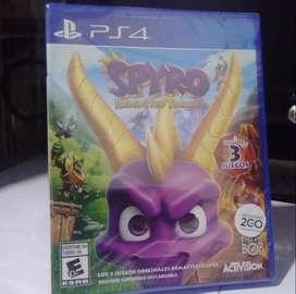 Spyro Reignited Trilogy PS4 Nuevo