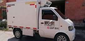 Vendo camioneta furgon