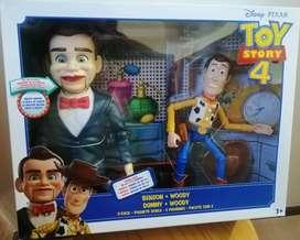 Promoción Combo De Woody + Benson (dummy)