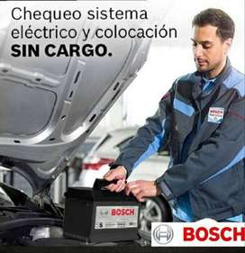 Baterias Bosch a Domicilio