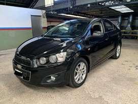 Chevrolet Sonic 1.6 (115cv) LTZ 2013