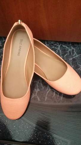 Baletas Color Salmon Marcacall It Spring
