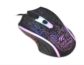 Mouse Gamer Gaming Pc Laptop Usb Havit Ms736 Colores 1200dpi