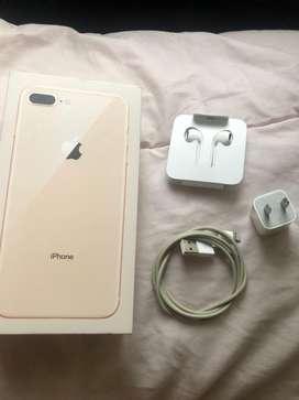 Vendo iphone 8plus 64 gb