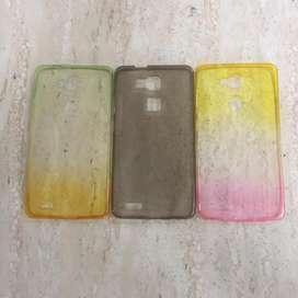 Estuche Forro Resistente Huawei Mate 7 Nokia 3 6 Samsung S5 Mini Htc Desire 626 Lg X Cam Lenovo K6 Remate Protector