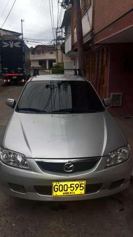 Mazda Allegro hs