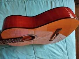 Guitarra clásica mediana Sevilla Acg36 ideal aprendizaje