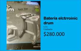 Batería elctrroinic drum